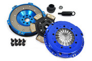 FX Racing Stage 3 Ceramic Clutch Kit  and  Aluminum Flywheel 01-06 BMW M3 E46 3.2L