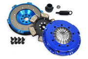 FX Racing Stage 4 Rigid Clutch Kit and Aluminum Flywheel 2001-06 BMW M3 E46 3.2L S54
