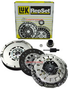 LuK Clutch Kit & DMF Dual Mass Flywheel for 2001-2006 BMW M3 3.2L E46 6 speed