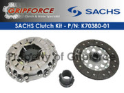 Sachs OEM Clutch Kit 2001-2006 BMW  M3 Base Coupe Convertible E46 3.2L 6Speed Smg