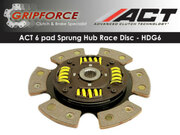 ACT Xtreme 6Pad Sprung Clutch Disc Stealth Talon 3000GT Eclipse Laser Galant Vr4