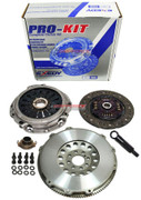 Exedy Clutch Pro-Kit+FX Chromoly Flywheel 00-05 Mitsubishi Eclipse GT 3.0L Spyder