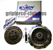Exedy Racing Stage 1 Clutch Kit 00-05 Mitsubishi Eclipse GT GTS 3.0L Spyder 6G72
