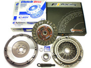 Exedy OEM Clutch Kit and FX Racing Chromoly Flywheel 1994-2005 Mazda Miata MX-5 1.8L