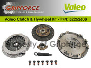 Valeo OE Clutch and Solid Flywheel Conversion Kit 2002-2005 Kia Optima EX LX SE 2.7L