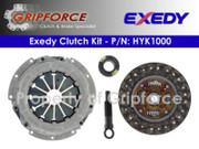 Exedy Daikin Clutch Pro-Kit Set Fits 2001-2006 Hyundai Accent Gl GS GLS GT 1.6L