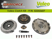 Hyundai Kia OEM Valeo Clutch Kit and Flywheel Fits 01-05 Optima Santa Fe Sonata 2.4L