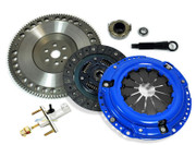 FX Stage 1 Clutch Kit and Chromoly Flywheel and Master Cyl 2001-05 Honda Civic 1.7L SOHC