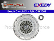 Exedy OEM Modular Clutch Kit and Flywheel 2003-05 Dodge Neon Srt-4 Sedan 2.4L Turbo