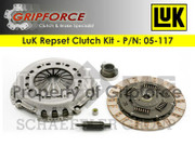 LuK OE OEM Clutch Kit Set 2001-2005 Dodge RAM 3500 Truck 5.9L Turbo Diesel 6 Spd