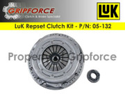LuK OE Repset Clutch and Flywheel Modular Kit 2003-2005 Dodge Neon Srt-4 Turbo 2.4L
