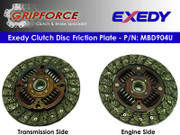Exedy OEM Clutch Disc Friction Plate 01-05 Dodge Stratus Chrysler Sebring 3.0L