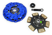 FX Racing Stage 3 Clutch Kit Audi A6 Allroad Quattro S4 2.7L 6Cyl DOHC Bi-Turbo