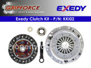 Exedy Clutch Pro-Kit Set 2001-2005 Kia Rio; Rio5 Cinco 1.5L 1.6L