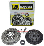 LuK Repset Clutch Kit Set 2002-2005 Audi A4 Quattro Cabriolet 3.0L V6 6 Speed