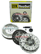 LuK OEM Clutch Kit and Fidanza Racing Flywheel Audi A6 Allroad Quattro S4 2.7L Turbo