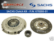 Sachs OEM Clutch Kit 1997-2005 Audi A4 A4 Quattro 1998-2005 VW Passat 1.8L Turbo