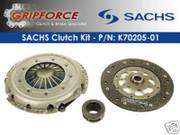 Sachs OEM Clutch Kit 1997-2005 Audi A4 A4 Quattro 1998-2005 VW Passat 1.8L Turbo