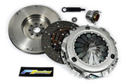 FX Racing HD Clutch Kit & HD Nodular Flywheel Set for Toyota 4Runner / Tacoma / T100 / Tundra 3.4L =V6V