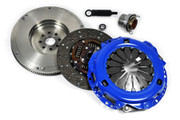 FX Stage 1 Clutch Kit & HD Nodular Flywheel Set for Toyota 4Runner / Tacoma / T100 / Tundra 3.4L V6