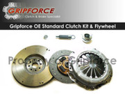 Gripforce OE Clutch Kit and Flywheel Set Toyota 4Runner T100 Tacoma 2.7L I4 2Wd 4Wd