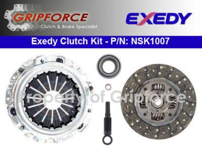 Exedy OE OEM Clutch Pro-Kit Set Nissan Frontier Xterra 3 3L Supercharged  Vg33Er