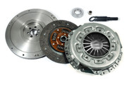 FX Racing OE Clutch and Flywheel Kit 2000-2004 Nissan Frontier Xterra 2.4L 2Wd 4Wd