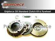 Gripforce OE Clutch and Flywheel Kit 2000-2004 Nissan Frontier Xterra 2.4L 2Wd 4Wd