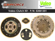 Valeo OE OEM Clutch Kit 2002-7/2004 Mini Cooper Base Coupe 1.6L 4Cyl SOHC 5Speed