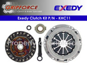 Exedy OEM Clutch Kit 2000-2004 Honda Insight Hybrid Electric/Gas 1.0L 3Cyl SOHC