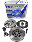 Exedy OE OEM Clutch Kit and Slave Cyl and Flywheel 2002-2004 Ford Focus SVT 2.0L 6-Spd