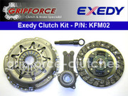 Exedy OEM Clutch Pro-Kit Set and Slave Cylinder 2000-2004 Ford Focus LX SE 2.0L SOHC