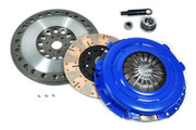 FX Racing Multi Friction Clutch Kit and 6 Bolt Flywheel Mustang GT Cobra SVT 4.6L V8