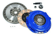 FX Racing Multi Friction Clutch Kit and 8 Bolt Flywheel Mustang GT Cobra SVT 4.6L