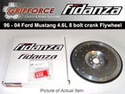 Fidanza Lightweight Aluminum Flywheel Ford Mustang GT Mach1 Cobra SVT 4.6L 8Bolt