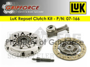 LuK OE OEM Clutch Kit Repset and Slave Cylinder 2000-2004 Ford Focus 2.0L SOHC 5 Spd