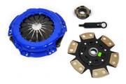 FX Racing Stage 3 Ceramic Clutch Kit 1996-03 Toyota RAV4 2.0L Base Sport Utility