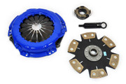 FX Racing Stage 4 Rigid Clutch Kit 1996-03 Toyota Rav-4 2.0L Base Sport Utility