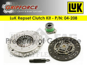 LuK OE OEM Clutch Kit Repset and Slave Cyl 2000-2003 Saturn LS L100 L200 Lw200 2.2L
