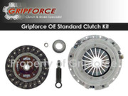Gripforce OE Clutch Kit Set 1997-2003 Ford Escort 1997-1999 Mercury Tracer 2.0L