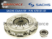 Sachs Modular Clutch Kit and Flywheel Eclipse Talon Neon Stratus Sebring Cirrus 2.0L