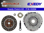 Exedy OE OEM Clutch Pro-Kit Set 1999-2003 Chevrolet Tracker 2.0L I4 DOHC 2WD 4WD