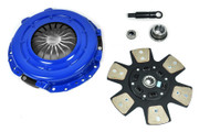 FX Racing Stage 3 Clutch Kit 1999-2004 Ford Mustang GT Mach 1 Cobra SVT 4.6L 11""