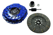 FX Racing Stage 2 Rigid Clutch Kit 2000-03 BMW M5 E39 Z8 E52 S62B50 4.9L V8 DOHC