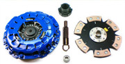 FX Racing Stage 3 6 Puck Rigid Clutch Kit 00-03 BMW M5 E39 Z8 E52 S62B50 4.9L V8