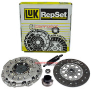LuK Genuine OE OEM Repset Clutch Kit Set 2000-2003 BMW M5 E39 Z8 E52 4.9L 8 Cyl