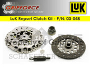LuK OE OEM Clutch Kit Repset 2001-2003 BMW 330Xi 3.0L I6 M54 4WD Awd 4 Door E46