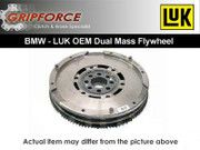 LuK OE OEM Dmf Dual Mass Flywheel 1997-2003 BMW 540i Base Sedan E39 4.4L 6Speed