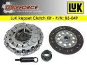 LuK OE Repset Clutch Kit 2001-2003 BMW 325Xi Awd 330I E46 530i E39 Z3 E36 3.0L