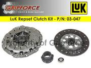 LuK OEM Clutch Kit Repset 99-03 BMW  Z3 Z4 325 325i 323 323i 323Ci 525 525i 2.5L